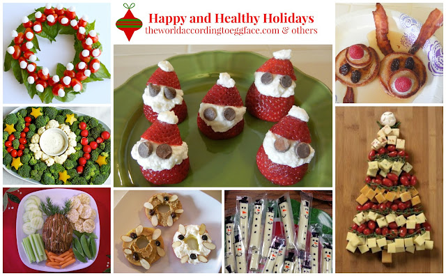 Happy%2Band%2BHealthy%2BHoliday%2BParty%2BFood%2BIdeas Weight Loss Recipes Healthy Holiday Food Ideas Round up
