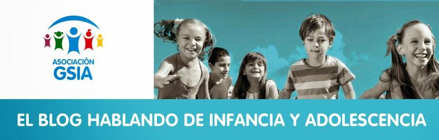 Asociación GSIA Hablando de Infancia y Adolescencia