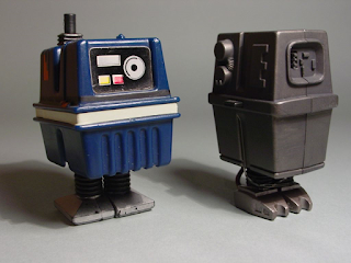 Prototype of the Power Droid