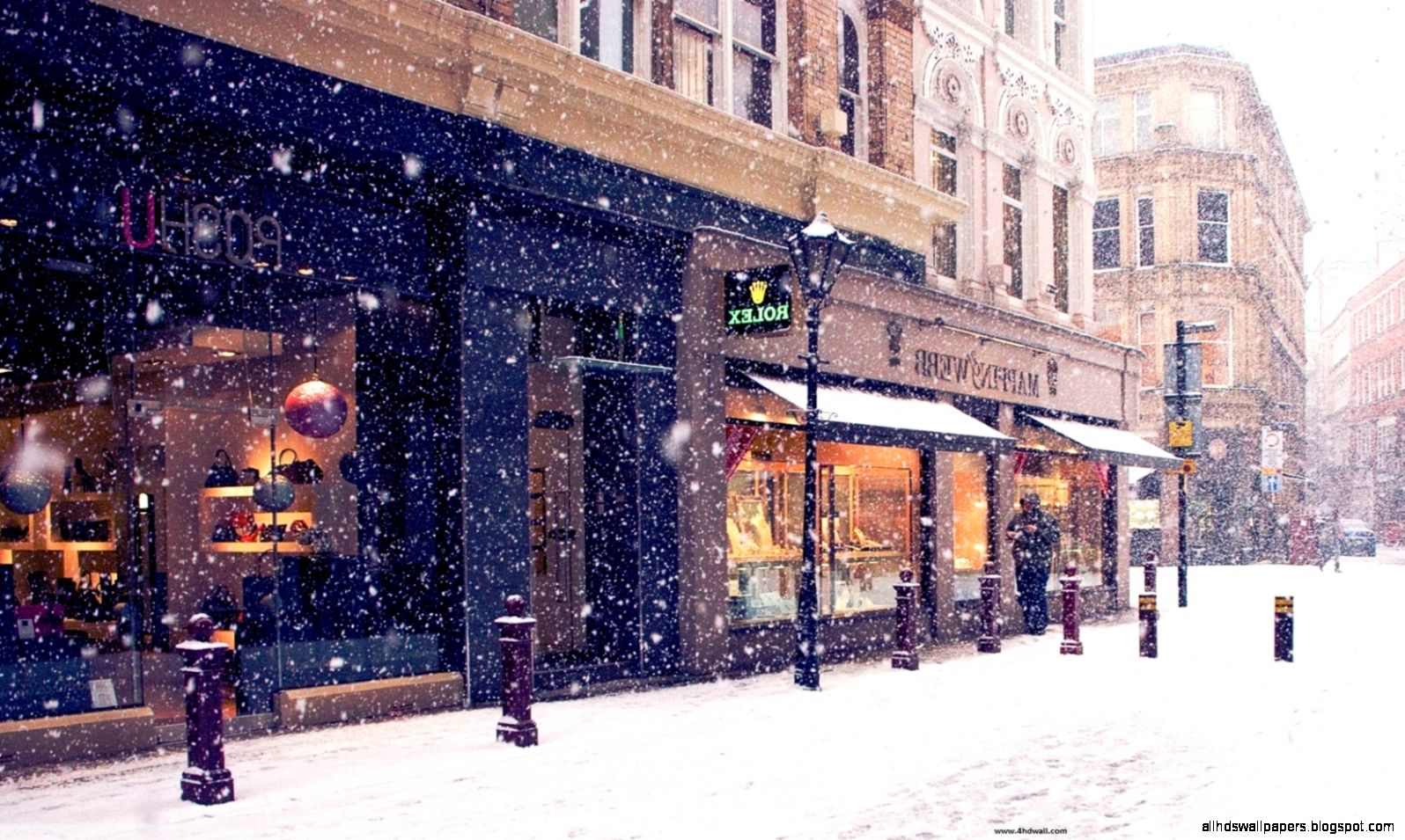 Widescreen Winter Images | All HD Wallpapers