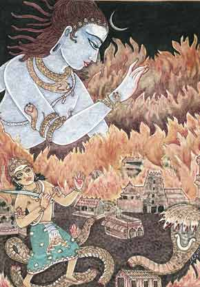 Hindu God Brahma The Creator