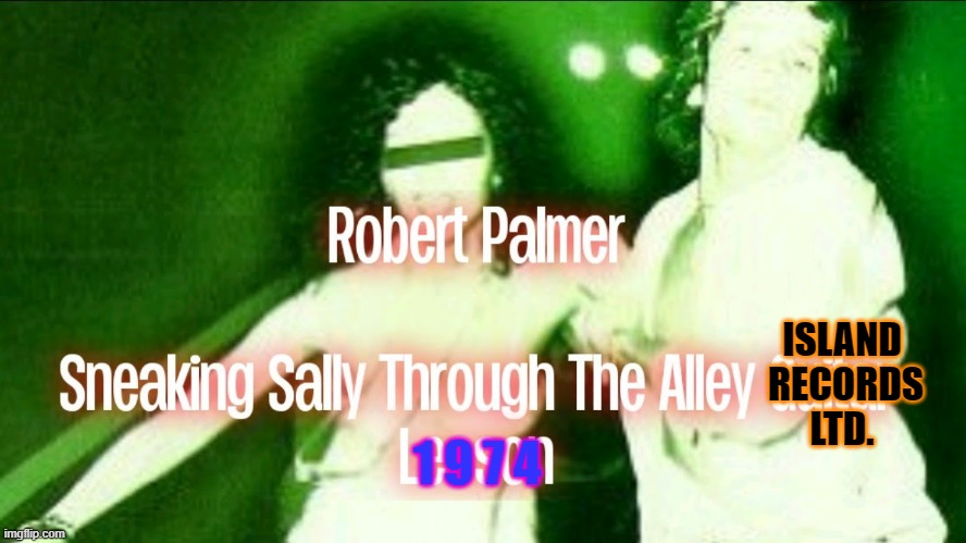 Robert Palmer Appreciation - click pic