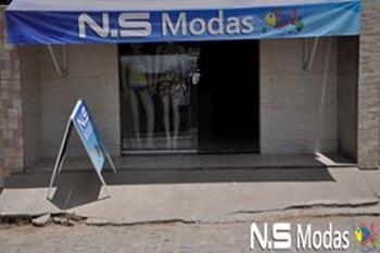 A N.S Modas em Capela e Região