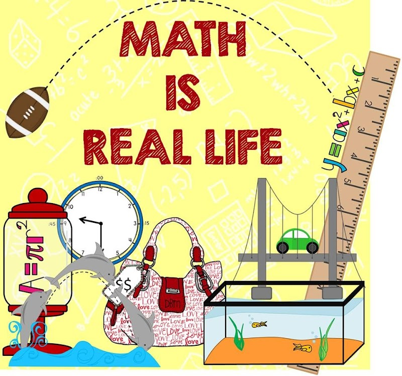 Math is Real Life (Yes, even for French teachers!)