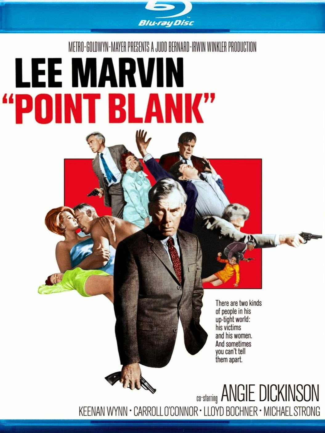 Will point blank be a movie