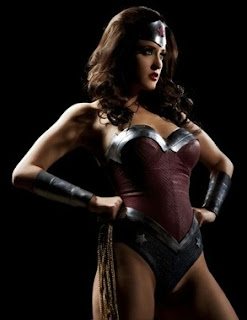 Kimberly Kane as Wonder Woman XXX