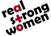 Real Strong Women Logo