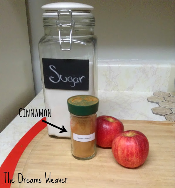 Guilt Free Apple Crisps~ The Dreams Weaver