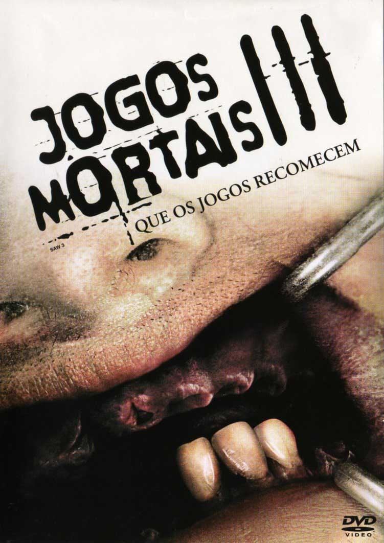 Jogos Mortais 3 Torrent - Blu-ray Rip 720p e 1080p Dual Áudio (2006)