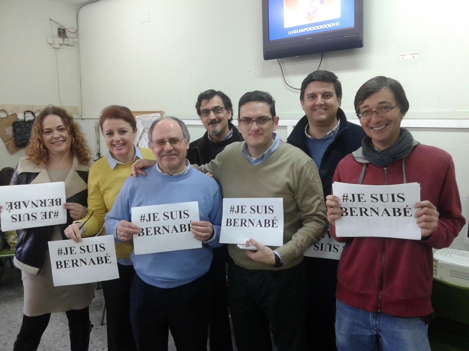 Gracias Bernabé Fernández Hernández
