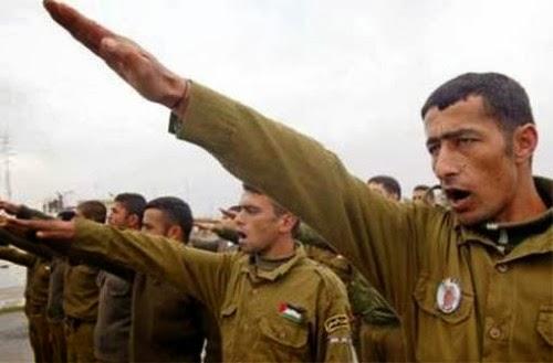 Salut Nazi au Fatah