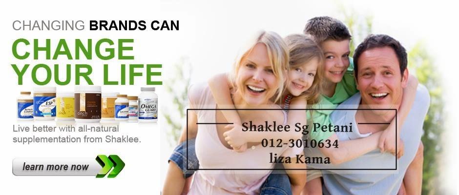Shaklee Sg Petani   Liza Kama  012-3010634