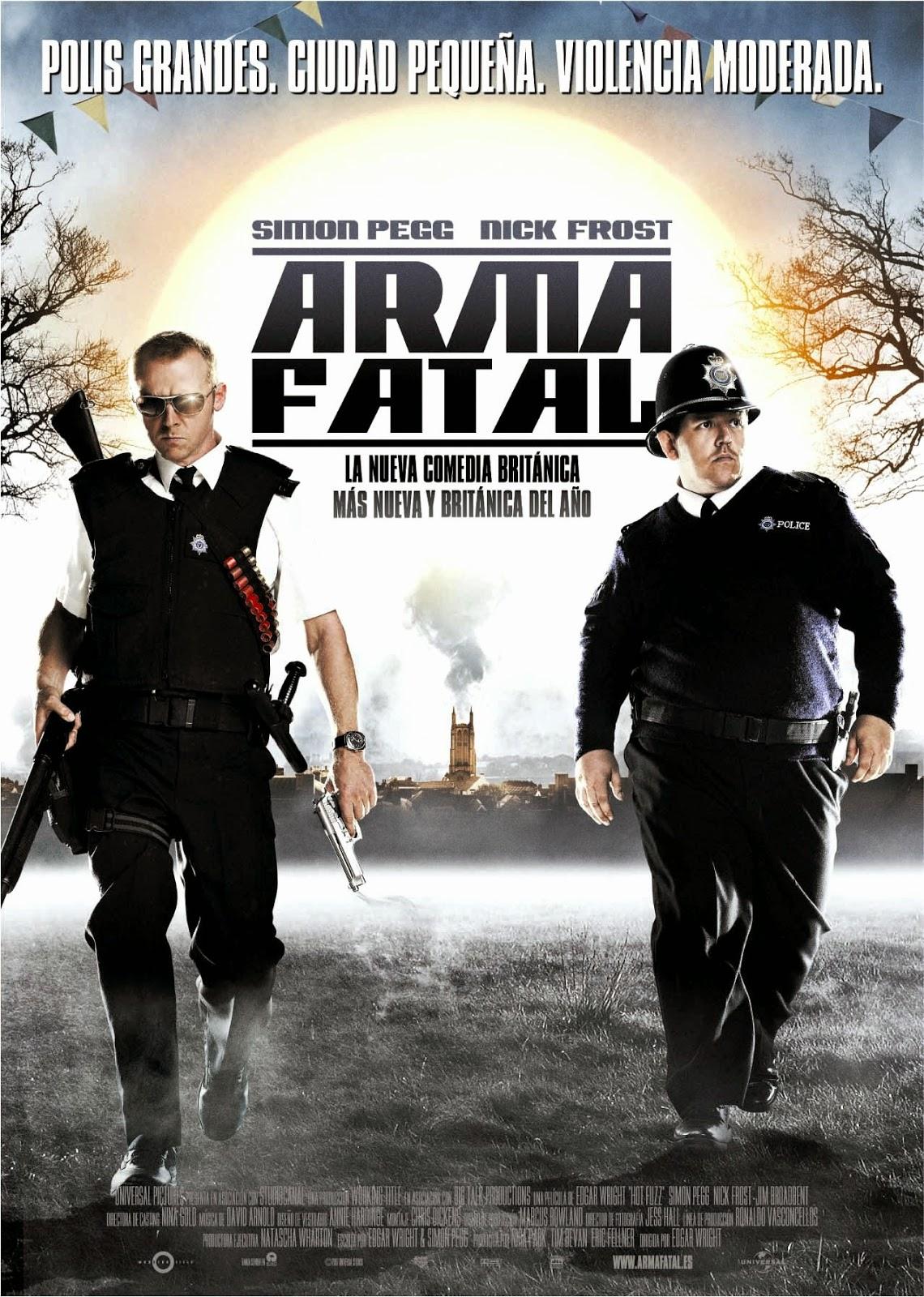 Arma, fatal