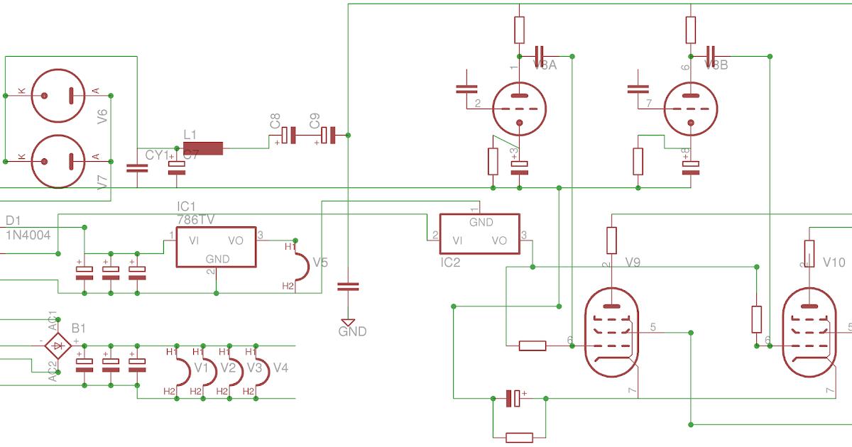 Scrapyard: MVF-LMOW Röhrenverstärker