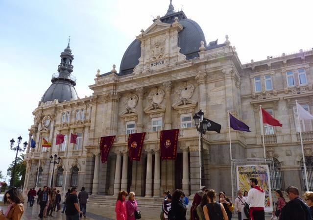 Ayuntamiento de Cartagena.