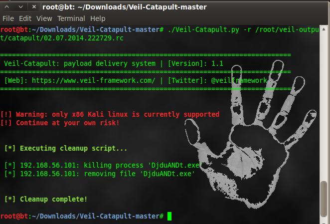 Veil-Catapult-cleanup-script