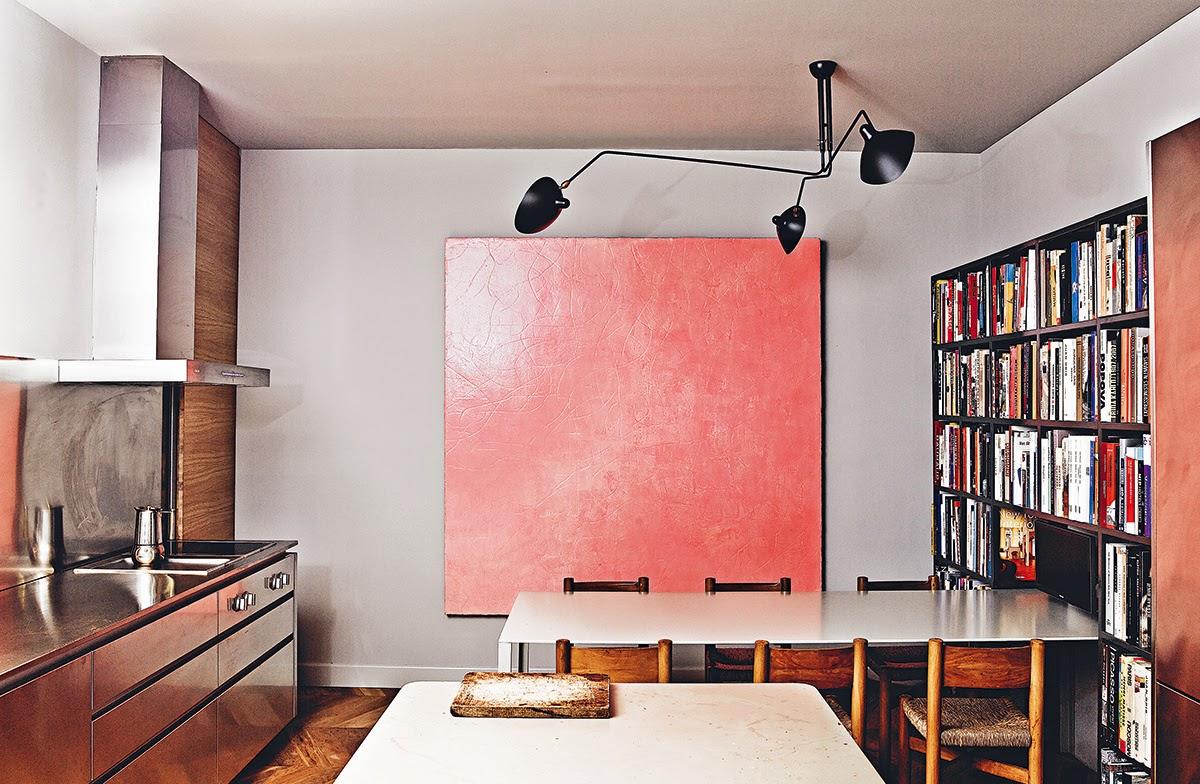 Design der 1930er-1950er in Barcelona Einrichtung: Haussmann, Perriand, Prouvé, Mouille, Best