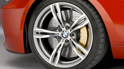 BMW M Carbon Ceramic Brakes for M5 and M6 Delayed