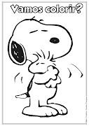 Desenho do Snoopy para colorir. Desenho do Snoopy para colorir (desenho do snoopy para colorir ideia criativa lindas imagens)