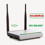 bộ phát wifi Tenda W308R