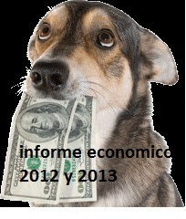 Informe Económico 2012 - 2013