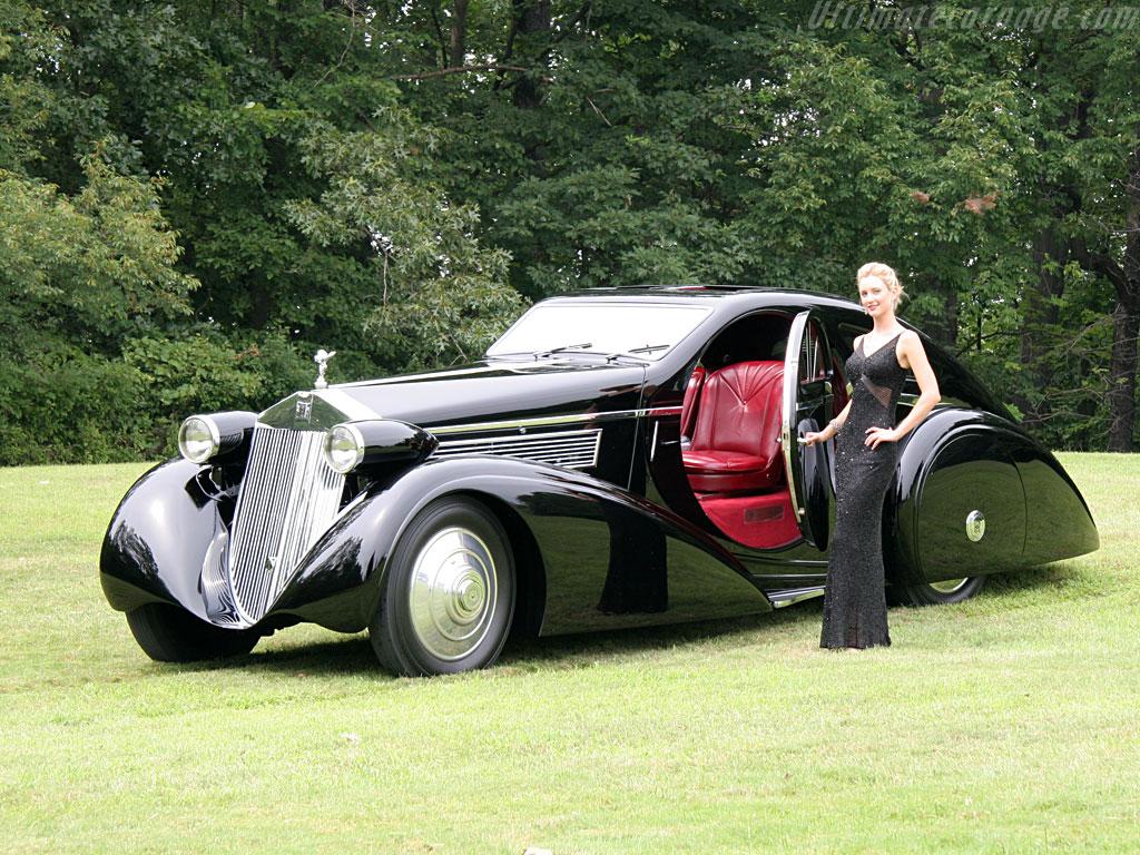 Rolls Royce Phantom I Jonckheere 12