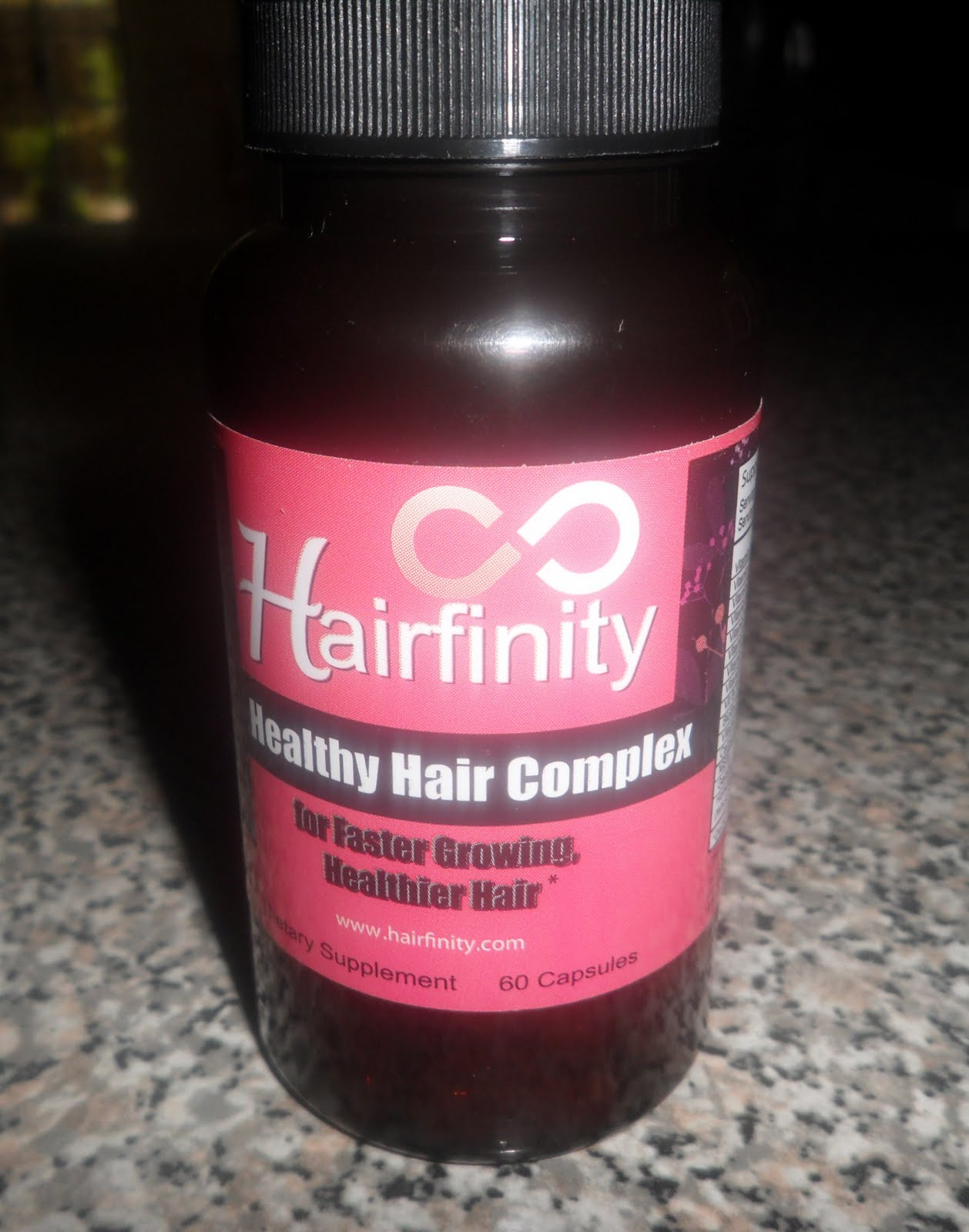 Puerto Rican Gone Natural!: Vitamins for faster growth.