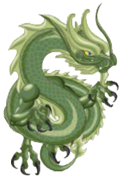 dragon jade adulto