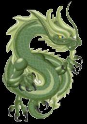 dragon jade adulto