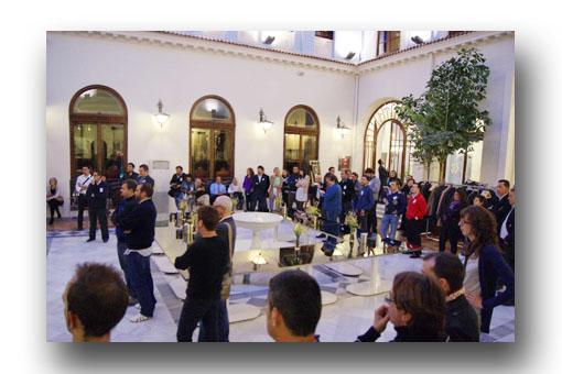 Gin & Twitts en el Real Casino de Murcia