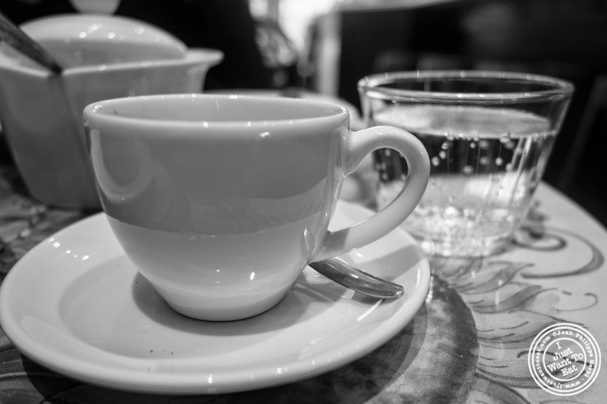 image of espresso at Verde Vita Toscana in Hoboken, NJ