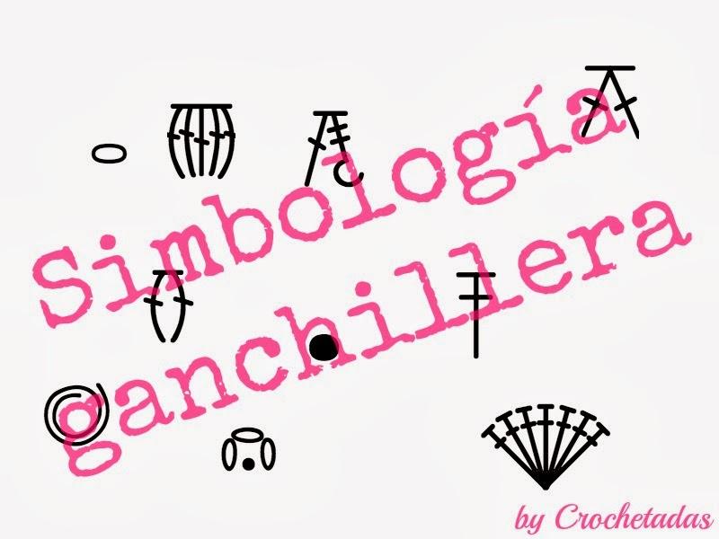 Simbología ganchillera