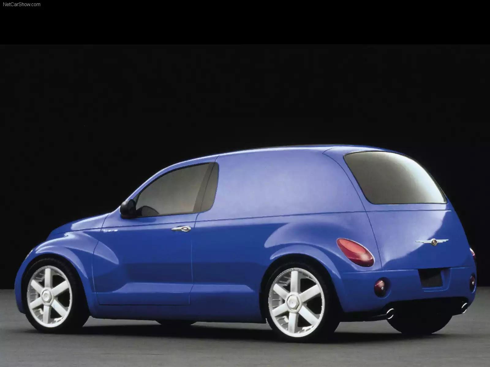 Hình ảnh xe ô tô Chrysler Panel Cruiser Concept 2000 & nội ngoại thất