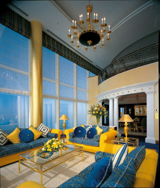 Exclusive Hotel In Dubai: Luxury Life Design: The World's Only 7-Star Hotel