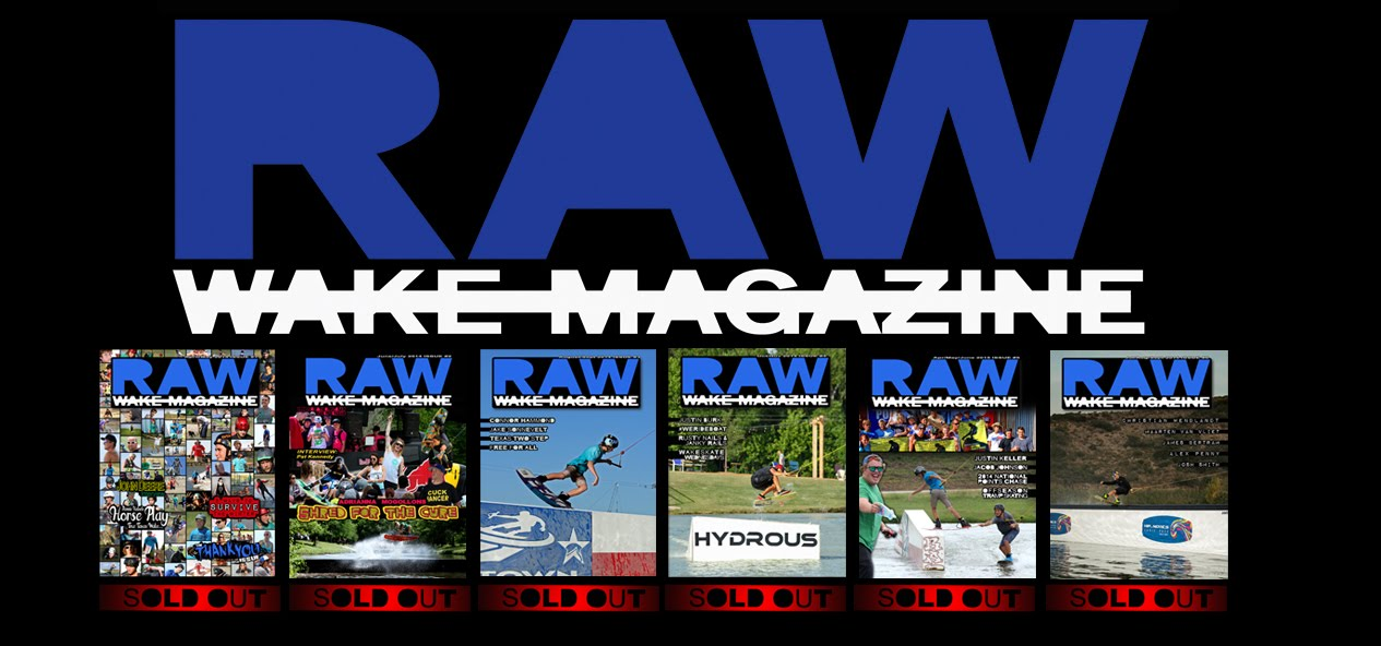 RAW Wake Magazine