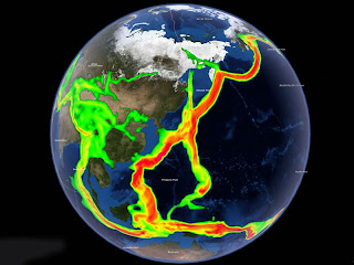 Pengertian Gempa Bumi - Penyebab Terjadinya Gempa Bumi