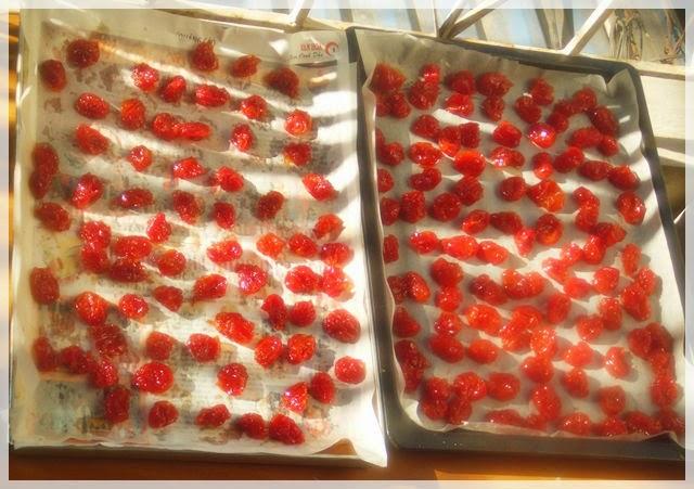 Cách làm mứt cà chua bi Đà Lạt cực ngon3
