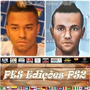 Rafael Siva (Cruzeiro) Ex Vasco PES PS2