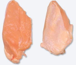chicken breast fillet 10 Makanan Paling Banyak mengandung Protein