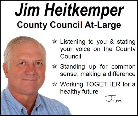 Jim Heitkemper for Council