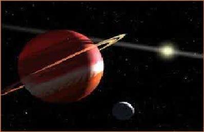 planet yang aneh dan unik