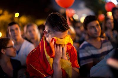 Tranen als Madrid OS 2020 verliest