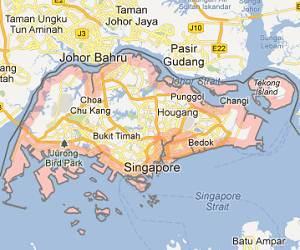 Singapore_google_map