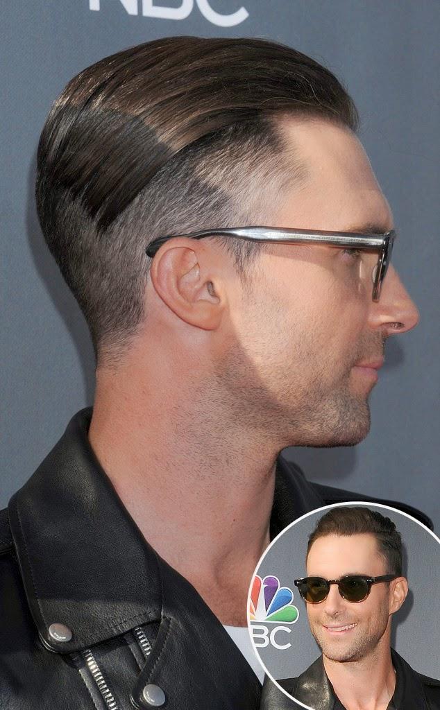 El nuevo corte de cabello de Adam Levine