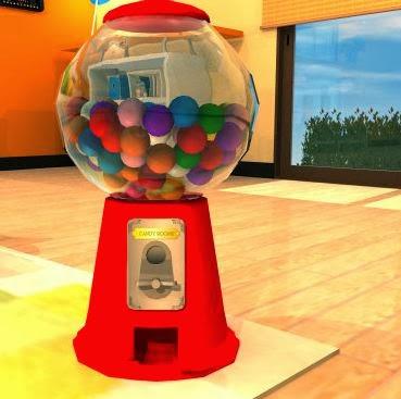 Juegos de escape Candy Room Escape