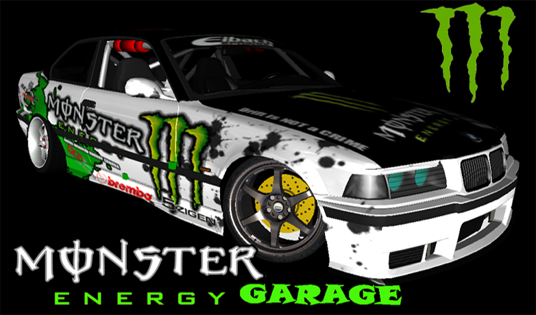 Monster Energy*Garage