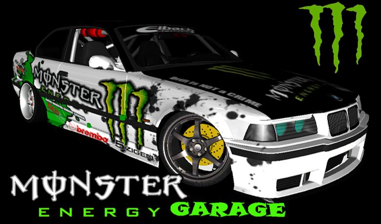 Monster Energy*Garage