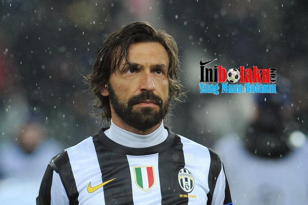 Pirlo Pastikan Pensiun Di Juventus