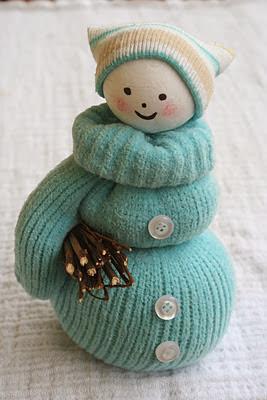 Κούκλες φτιαγμένες από γάντια-1