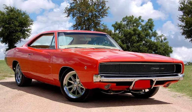 Dodge Charger 1968 6 And V8 Complete Electrical Wiring